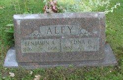 Edna Pearl <i>Robinson</i> Aley