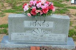 Lewis T Jones