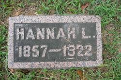 Hannah Loretta <i>Woolever</i> Barnhouse
