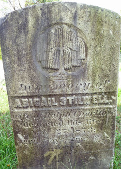 Abigail <i>Stillwell</i> Charlton