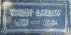 Violet Leota <i>Mitchell</i> Lasley