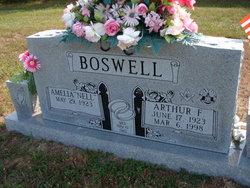 Amelia Nell <i>Roebuck</i> Boswell