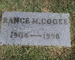 Rance Martin Cooke