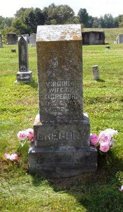 Rachel Virginia <i>Rouse</i> Gregory