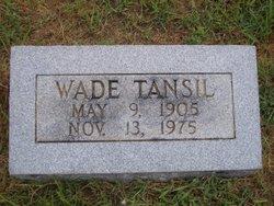 Wade Tansil