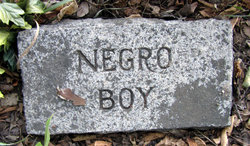 Negro Boy