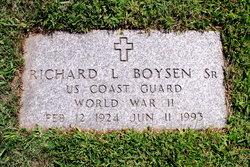 Richard L. Boysen, Sr