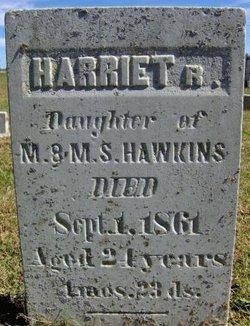 Harriet R. Hawkins