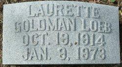 Laurette Miller Lolly <i>Goldman</i> Loeb