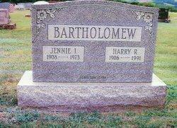 Jennie R <i>Heiney</i> Bartholomew
