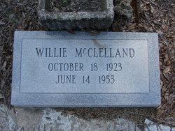 Willie McClelland