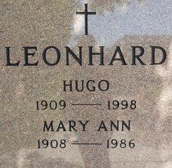 Hugo Alfred Leonhard