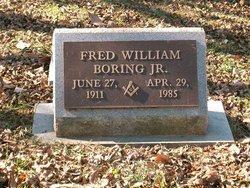 Fred William Boring, Jr