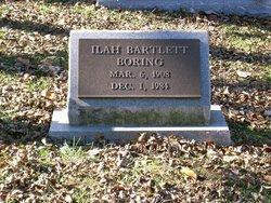 Ilah Belle <i>Bartlett</i> Boring