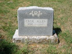 Cecil Allen