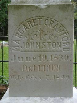 Margaret Crawford <i>Johnston</i> Adams