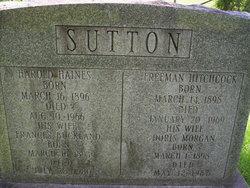 Frances Marion <i>Buckland</i> Sutton