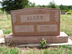 Celia M <i>Irvine</i> Alger