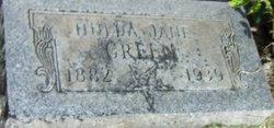 Hulda Jane <i>Matlack</i> Green