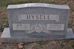 Mary Nancy <i>Morris</i> Hysell