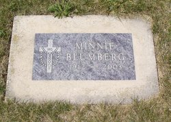 Minnie <i>Sass</i> Blumberg