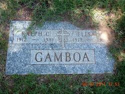 Elisa M Gamboa