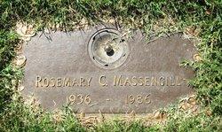 Rosemary C Massengill