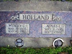 Agnes Elizabeth Holland