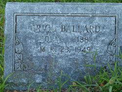 Brice Ballard