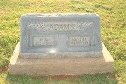 E A Adams