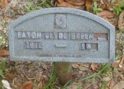 Eaton Clyde Green