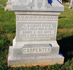 Annie <i>Ellis</i> Carpenter