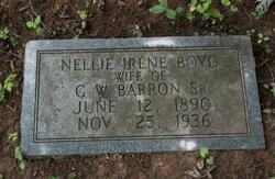 Nellie Irene <i>Boyd</i> Barron
