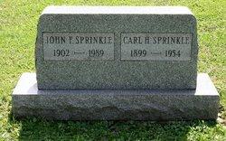 John F Sprinkle