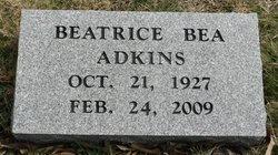 Beatrice <i>Cassell</i> Adkins