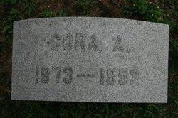 Cora A <i>Laughlin</i> Ackerman