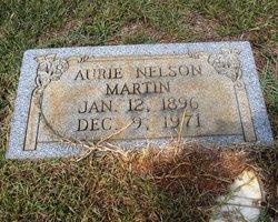 Aurie <i>Nelson</i> Martin
