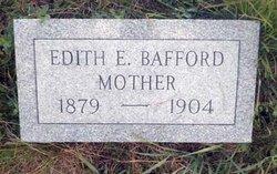Edith Nolana <i>Endly</i> Bafford