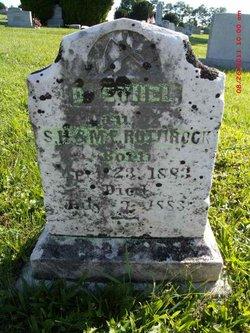 D. Ethel Rothrock