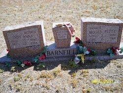 Moses Petty Barnfield