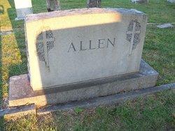 Elizabeth L. <i>Lewis</i> Allen