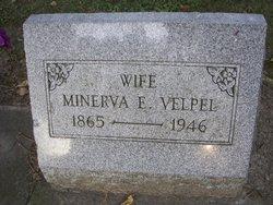 Minerva Elizabeth <i>McClatchey</i> Velpel