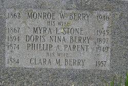 Monroe William Berry