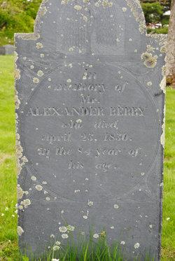 Alexander Berry
