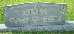 Maude Irene <i>Coffey</i> Vines
