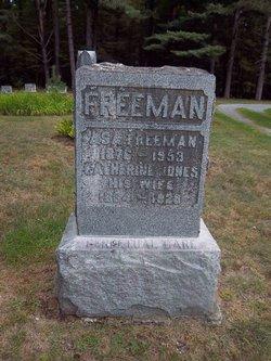 Catherine <i>Jones</i> Freeman