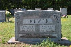 Martha Adline <i>Jaggers</i> Brewer