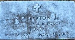 Raymond Oscar R.O. Barton, Jr