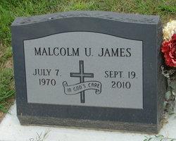 Malcolm Uhuru James