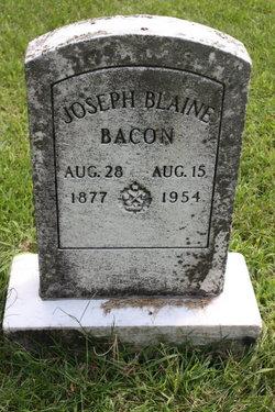 Joseph Blaine Bacon